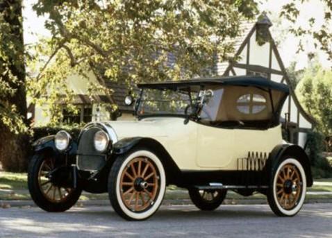 1918 Oldsmobile Model 45A Club Roadster
