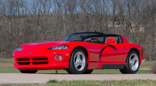 1992 Dodge Viper RT10 Roadster