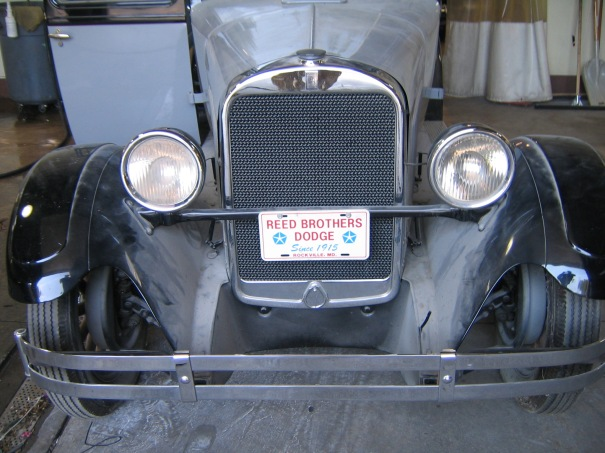 1928 Dodge Brothers Standard Six