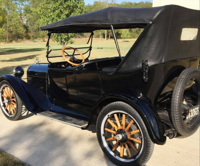 1921 Dodge Brothers Touring