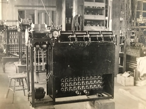 Tabulating Machine Co. 1911