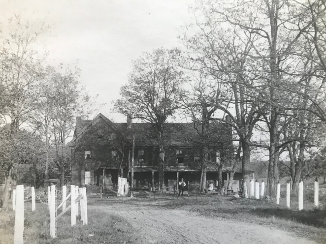 Montgomery County Maryland Almshouse