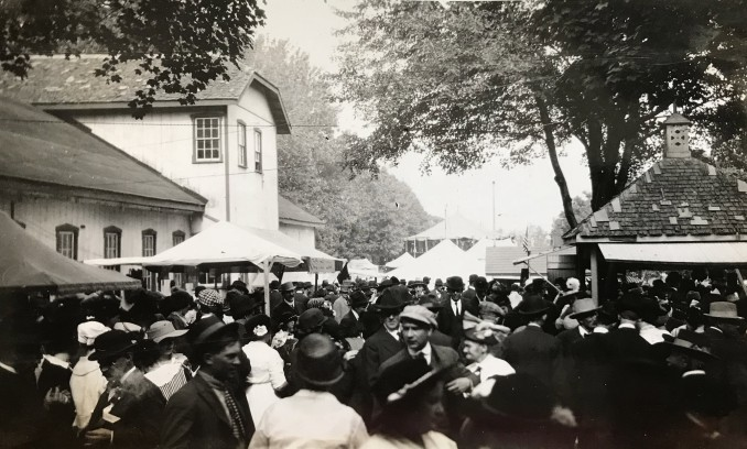 Rockville MD Fairgrounds 1910