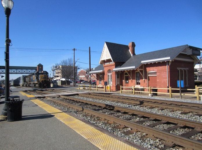 Gaithersburg B & O Railroad Station