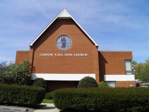 Zion A.M.E. Church, Rockville, Md