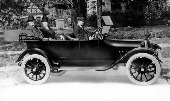 First Dodge car