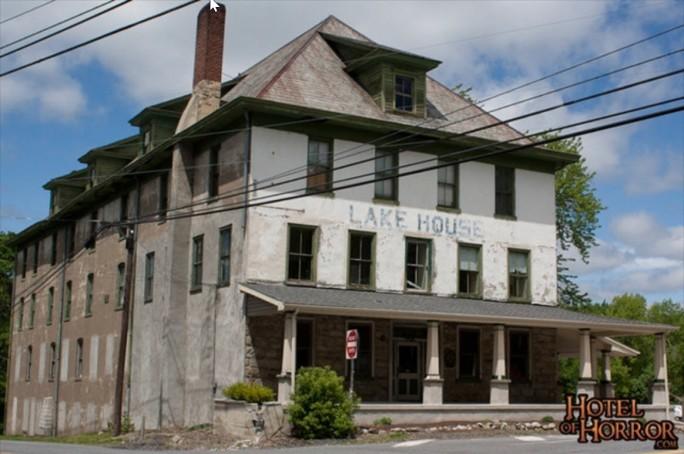 Saylorsburg Hotel of Horror