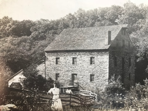 Black Rock Mill, 1905