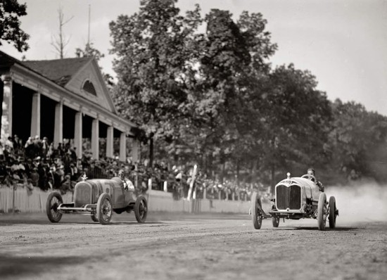 1923 Rockville Fair Dirt Track Oval