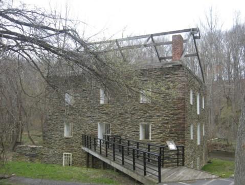 Black Rock Mill, Germantown