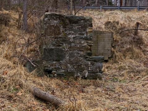 Ruins of Muncaster Mill