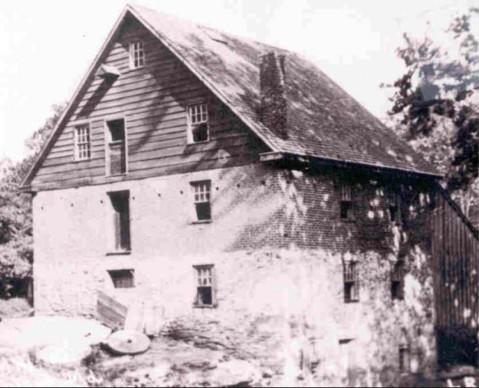 Clopper Grist Mill