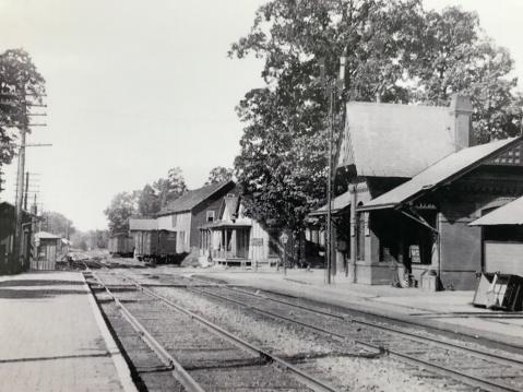 Gaithersburg B&O Railroad Station