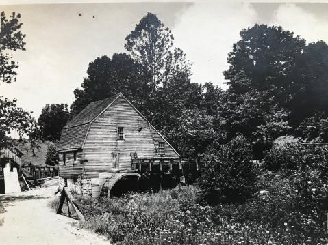 Muncaster Mill 1910