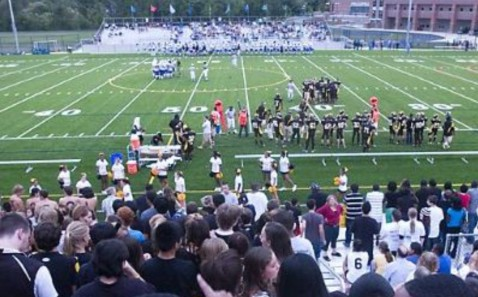 RMHS Football field and stadium