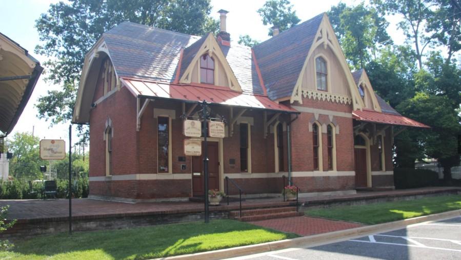 rockville train station 2019