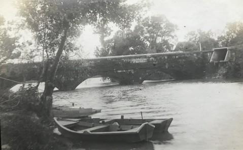 Seneca Creek Aqueduct 1914