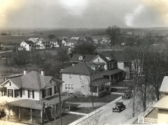 Walker Avenue Gaithersburg 1920