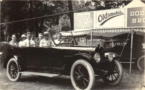 1918 Hudson Super Six Seven Passenger Touring