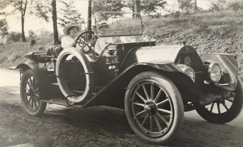 1911 Speedwell Touring