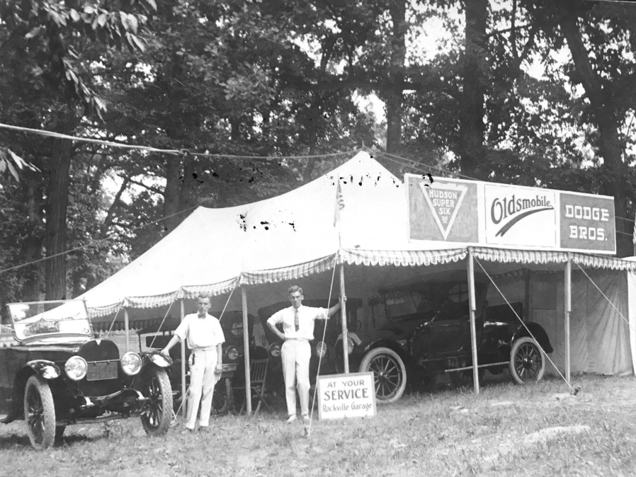 1918 Rockville Fair
