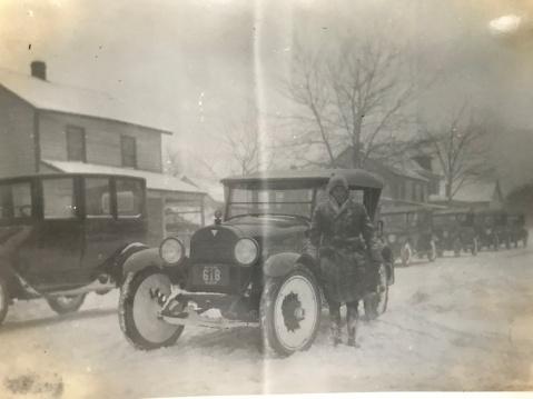 1920 Hudson Six