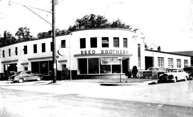 1936 Parts and Service Dept