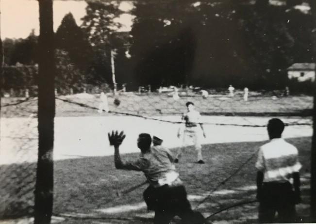 Reed Brothers Dodge Baseball Team, 1920