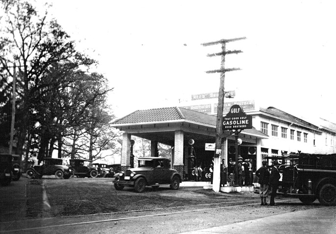 That Good Gulf Gasoline 1920s