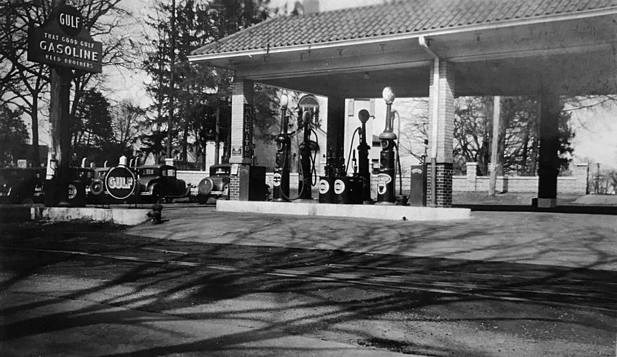 That Good Gulf Gasoline 1920