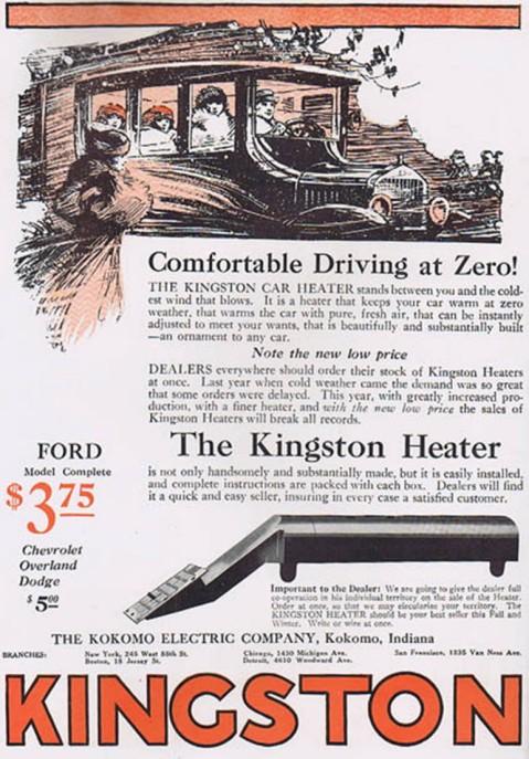Kingston Car Heater