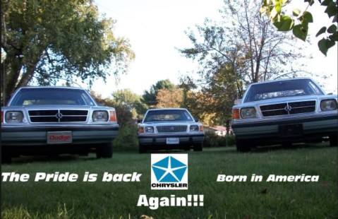 The Pride is Back Dodge ad