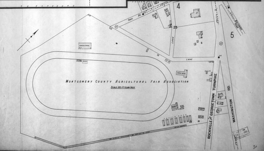 1908 Rockville Sanborn Map