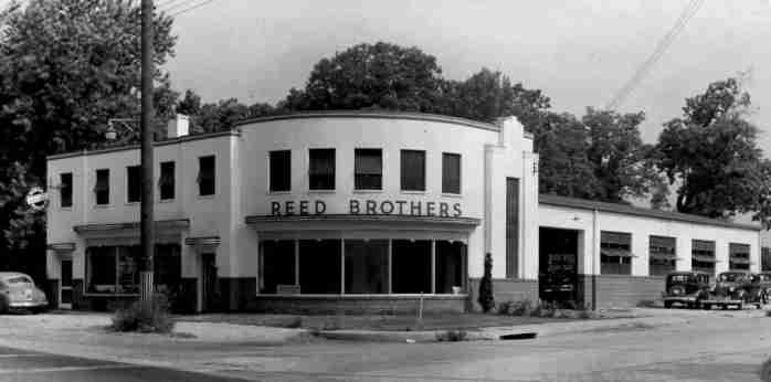 1936 Parts & Service Dept