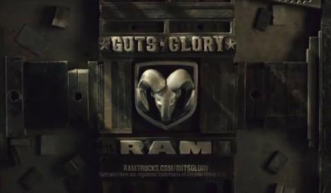Guts. Glory. Ram.