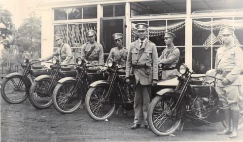 1922 Montgomery County Police Force