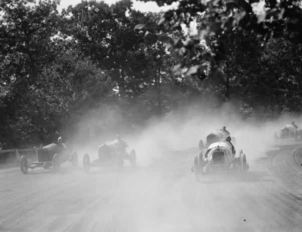 August 1923 Auto race, Rockville Fair