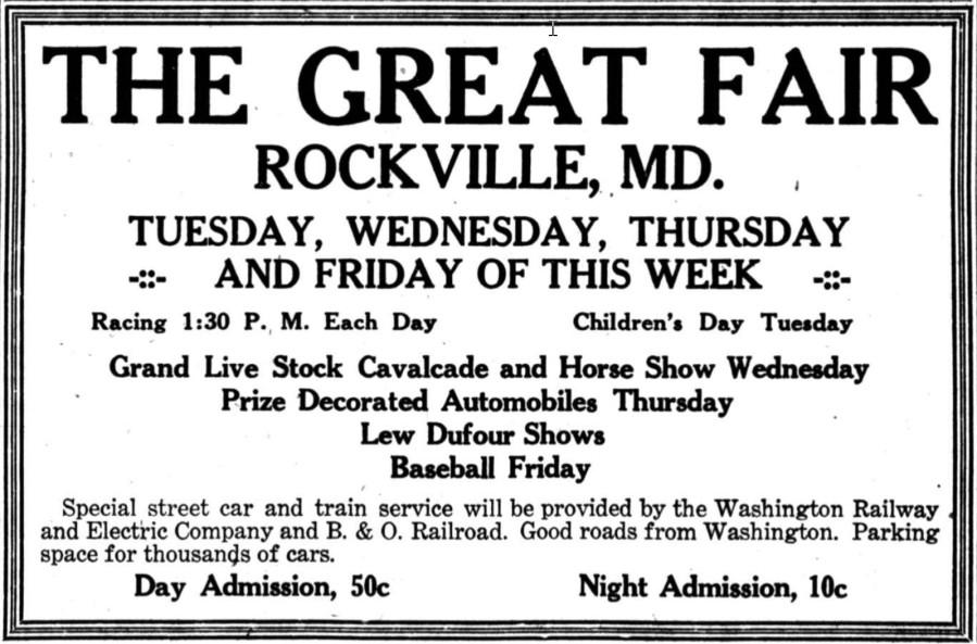 Rockville Fair