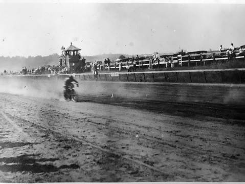 1915 Fairgrounds Motorcycle Race