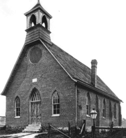 Clinton A.M.E. Zion Church Rockville, MD