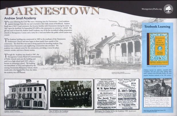 Andrew Small Academy Darnestown