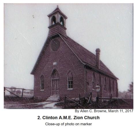 Clinton A.M.E. Zion Church