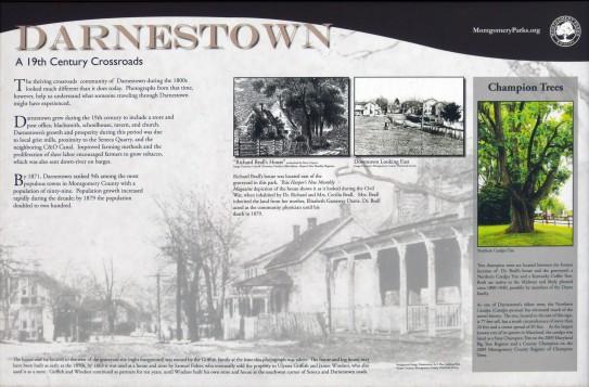 Darnestown A 19th Century Crossroads