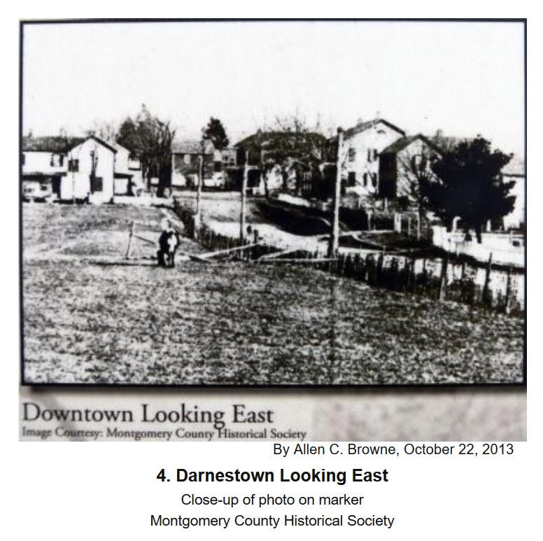 Darnestown A 19th Century Crossroads Marker