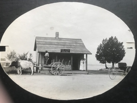 Popes Creek Post Office 1910