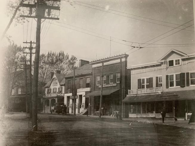 Rockville Town Square, 1914