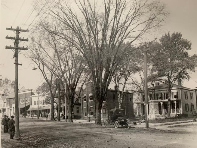 Rockville Town Square, 1912