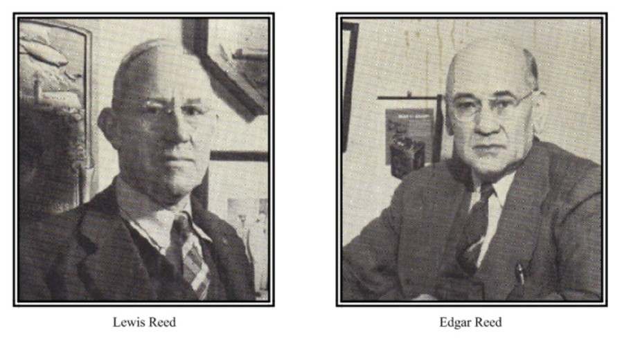 Lewis and Edgar Reed