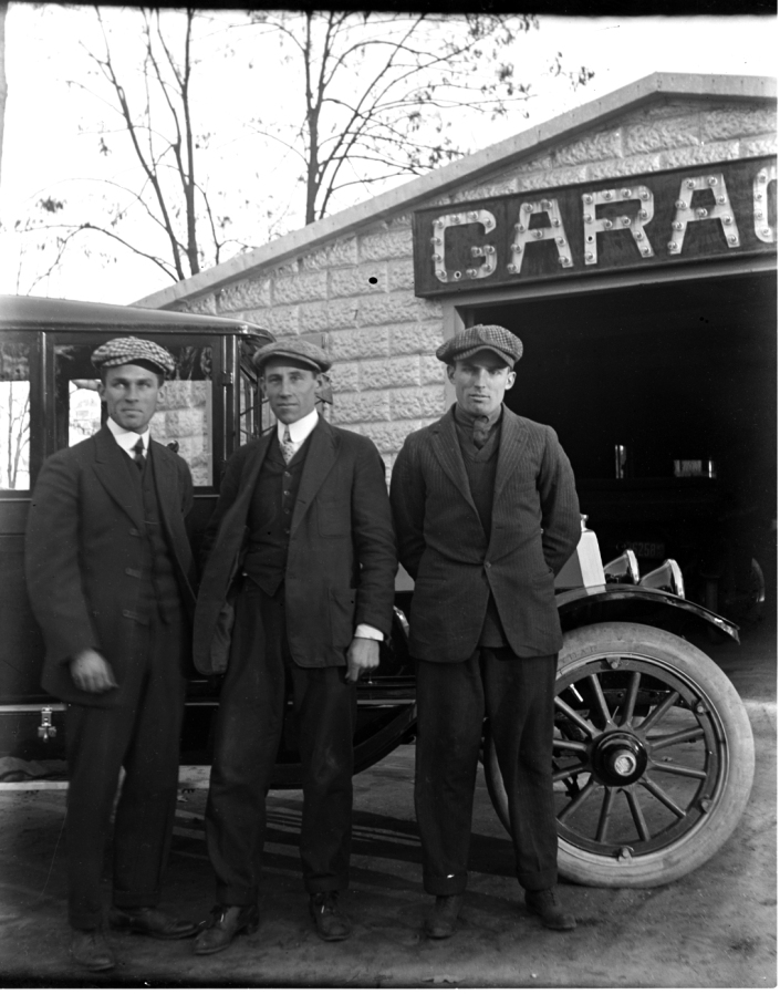 Rockville Garage original owners