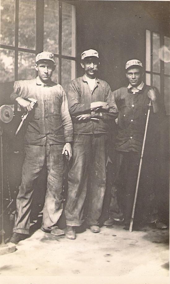 1916 mechanic